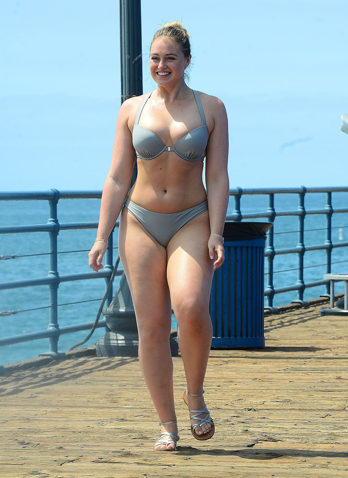 Iskra Lawrence Bikini Nude Photos 57