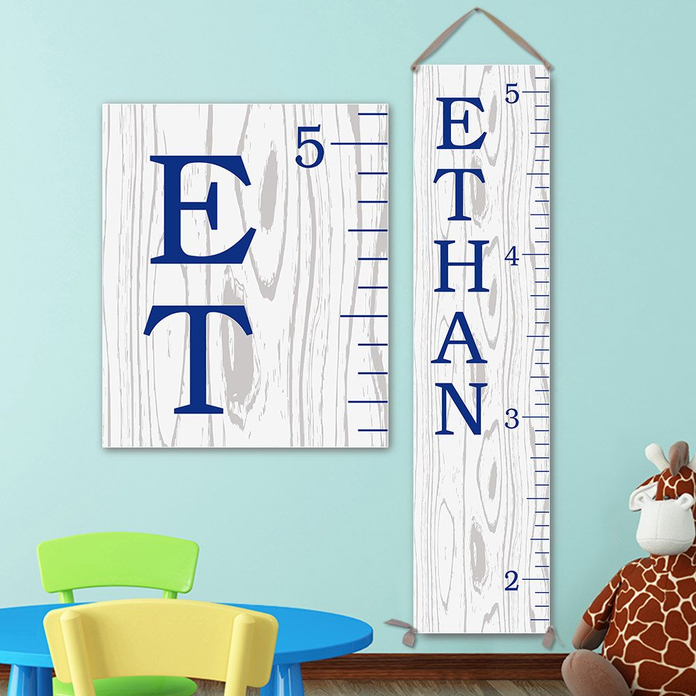 Growth chart ruler personalized canvas growth chart growth chart growth chart ruler personalized canvas growth chart growth chart navy wood growth chart style boy growth chart gc0113s170 nvjuhfo Gallery