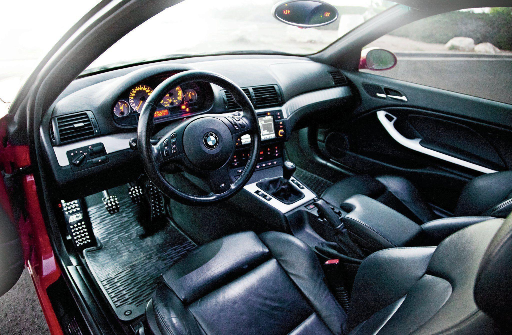 Superb Bmw M3 E46 Interior Design