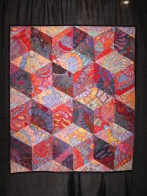 Blue Moon River: 2010 International Quilt Festival, Part 3