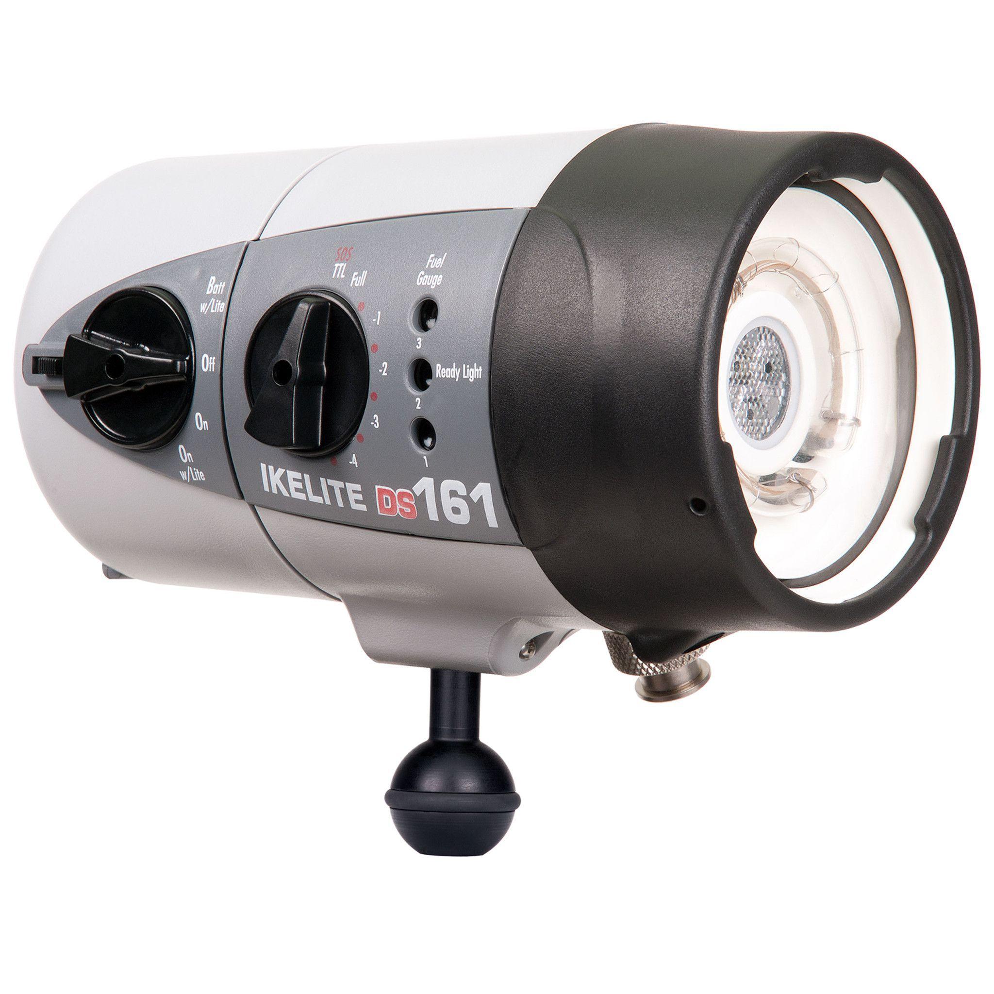 Ikelite DS161 Strobe & Video Light with NiMH Battery (EUROPEAN)