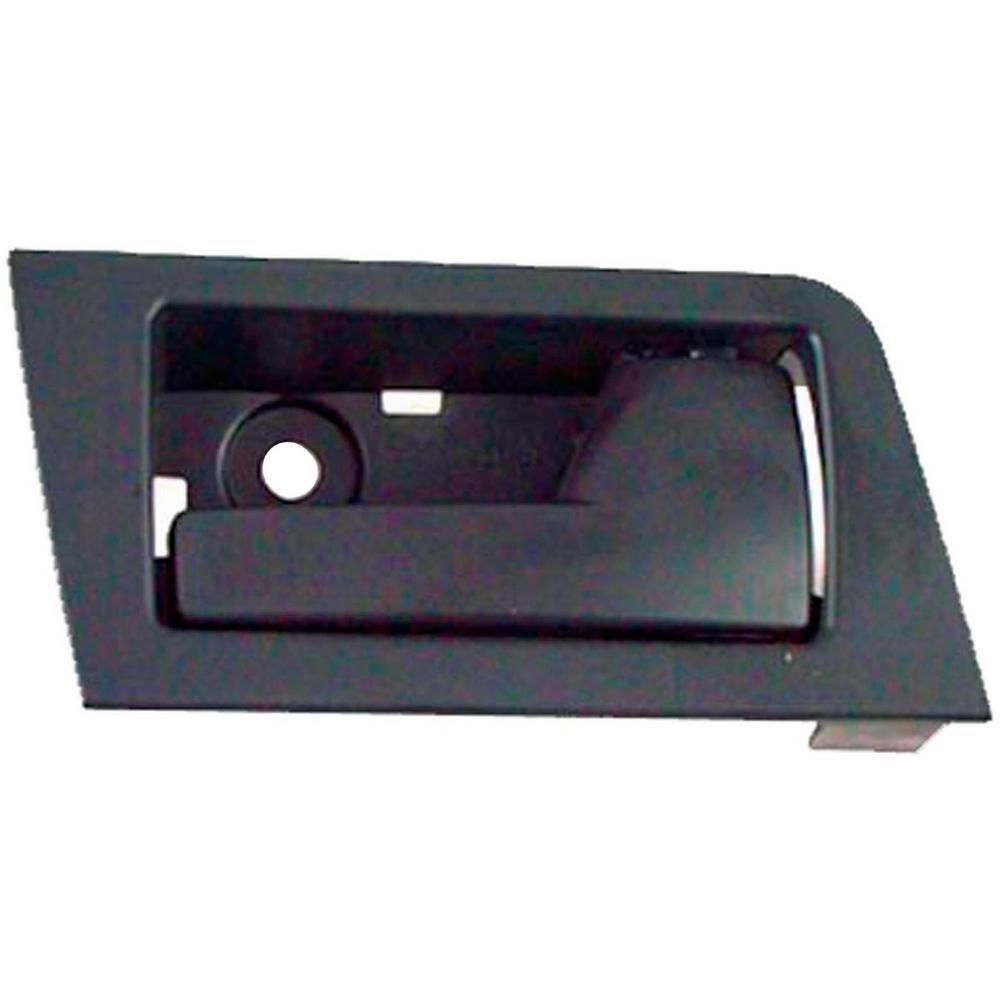 Help Interior Door Handle Rear Right Black 2008 2010 Ford