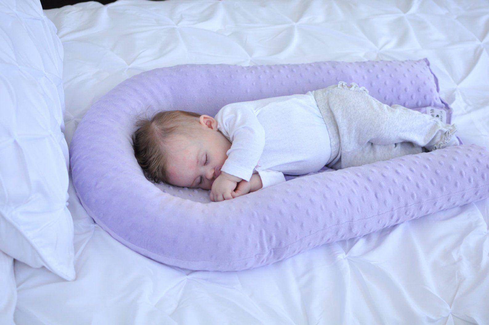 Baby Sleep Pillow cosleep Baby Nest Baby Lounger