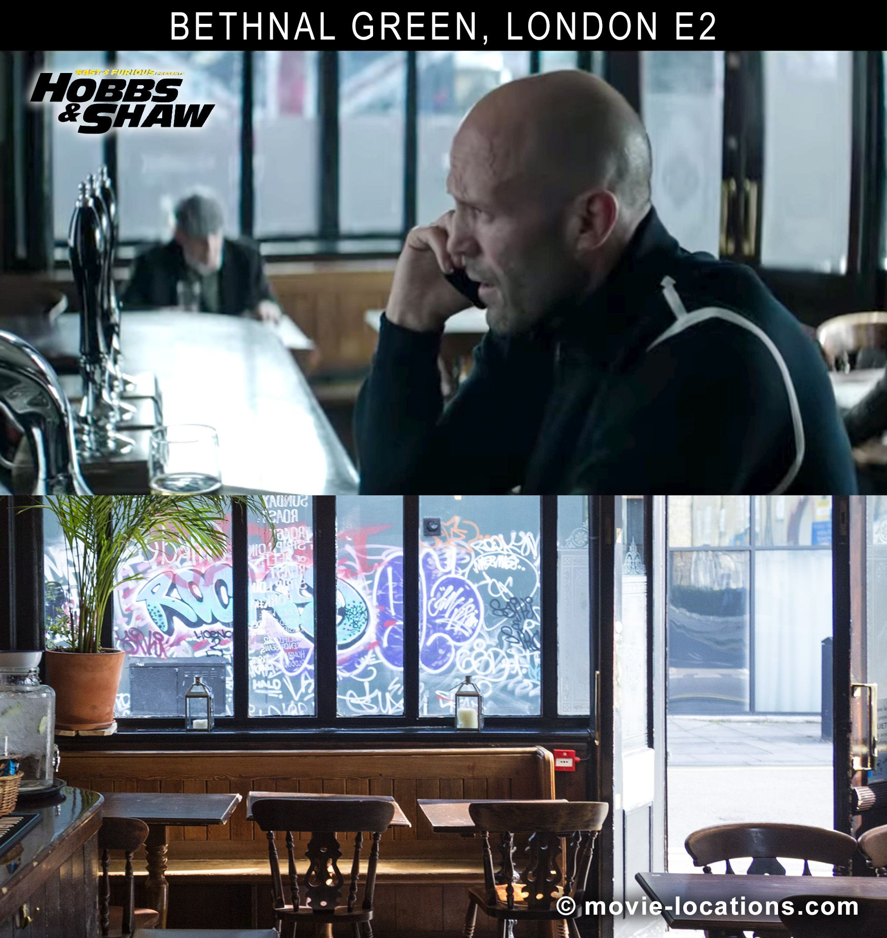 Filming Locations For Fast & Furious: Hobbs & Shaw (2019