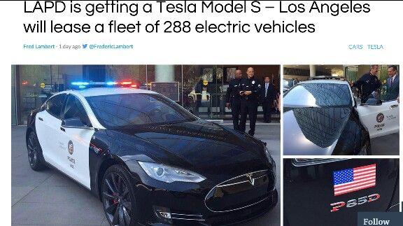My Joshy Gonna Be A Cop Now Police Cars Tesla Car Police