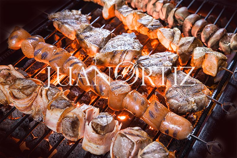 Parrillada - Carne - fotografo alimentos - Juan Ortiz - Ecuador