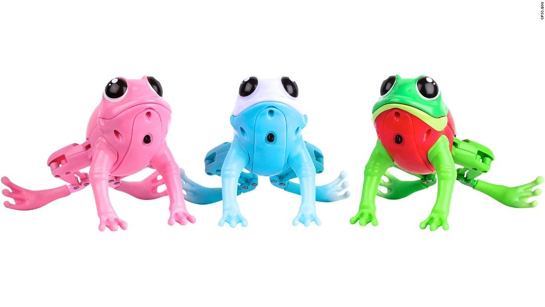 More Than 400 000 Plastic Toy Frogs Recalled Animali