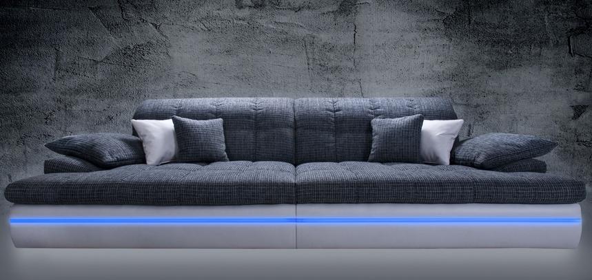 Big-sofas-günstig-große-und-günstige-Sofas-mit-LED | Wohnzimmer ...