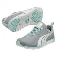 Puma Faas Lite Womens Golf Shoes Tradewinds White Aqua Splash