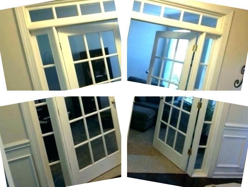 Small Internal French Doors Interior Patio Doors Clear Glass French Doors In 2020 French Doors Interior French Doors Upvc French Doors