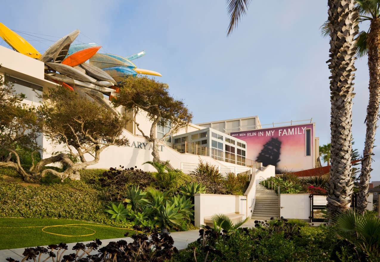Did you know the Edwards Sculpture Garden at MCASD La Jolla makes for a great, totally free date? Check out other artsy dates at https://www.lajolla.com/article/9-free-date-spots-couples-la-jolla/