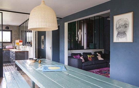 Déco salle à manger  15 photos de Côté Ouest Living rooms, Spaces