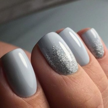 46 Hottest Winter Nail Colors 2018 Ideas