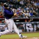 Rockies' Story becomes 1st player to homer in 1st 4 games (Yahoo Sports)