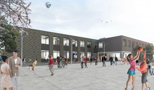Auris College Utrecht en Kentalis VSO Het Rotsoord betrekken samen ...
