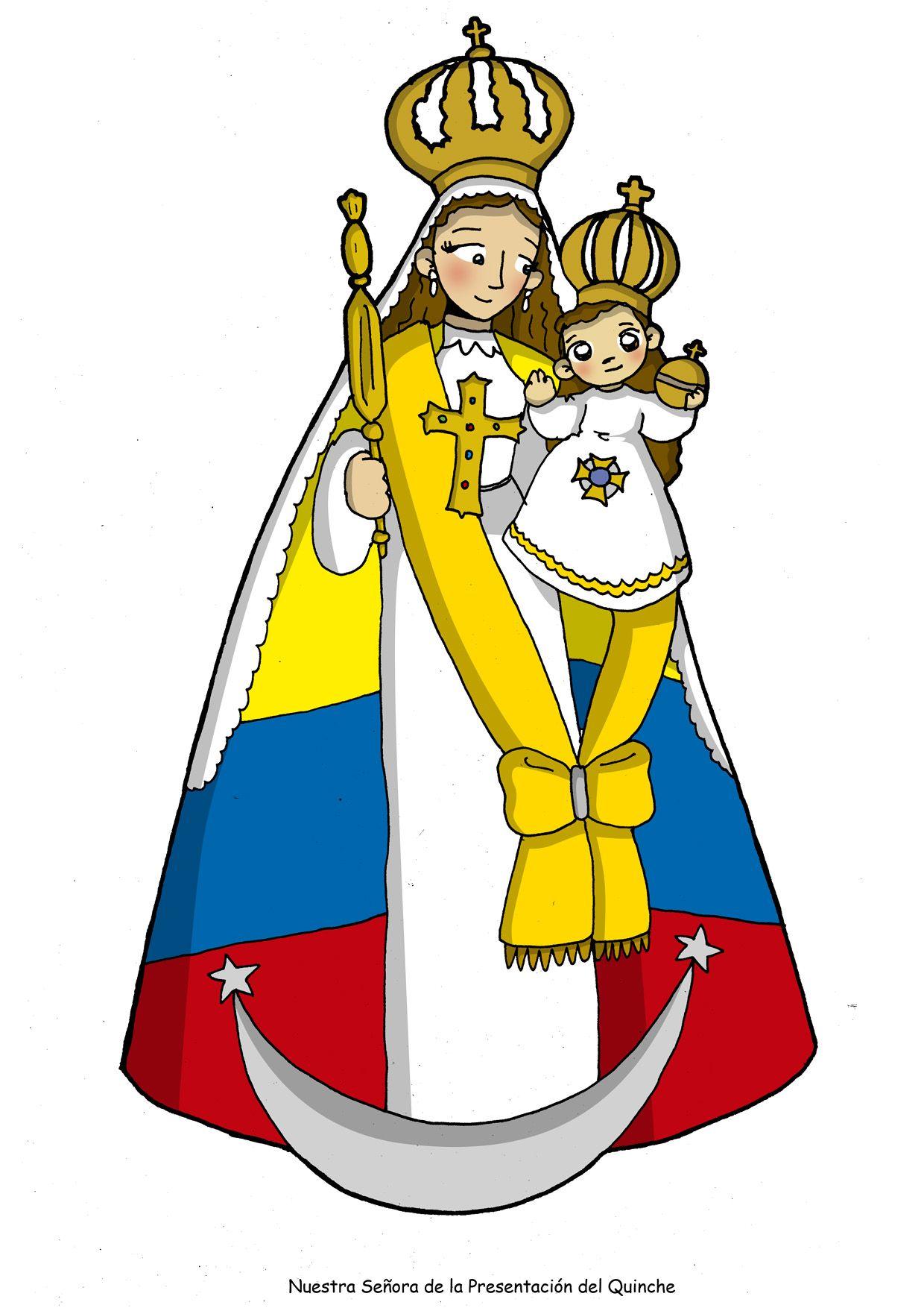 Nuestra Senora De La Presentacion Del Quinche Fiesta 21 De Noviembre Catholic Art Art Aurora Sleeping Beauty