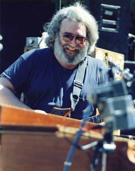 Jerry Garcia, ca. 1995