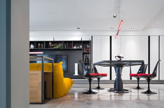 Gallery Of Star Wars Home White Interior Design 3 White Interior Design White Interior Interior Design