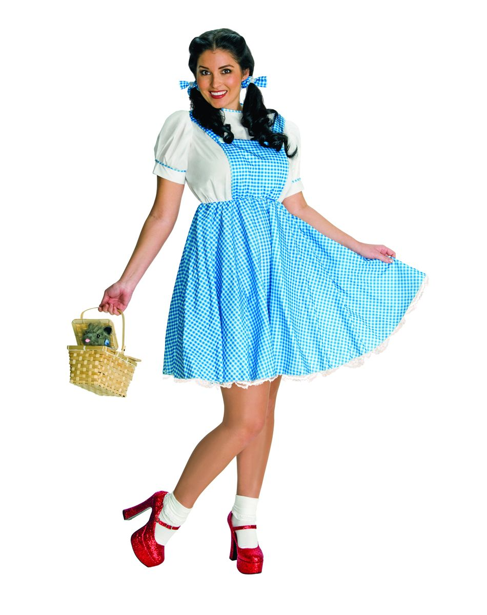 Wizard of Oz Dorothy Adult Womens Plus Size Costume – Spirit ...