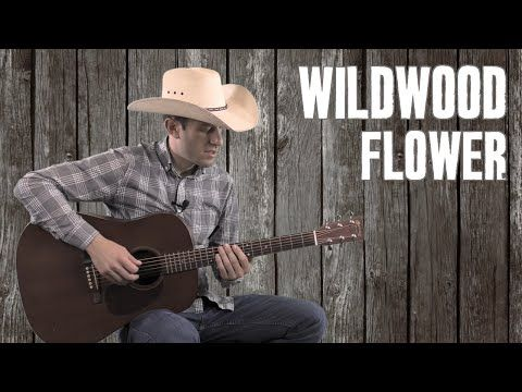 Wildwood Flower - Guitar Lesson Tutorial - Country Bluegrass ...