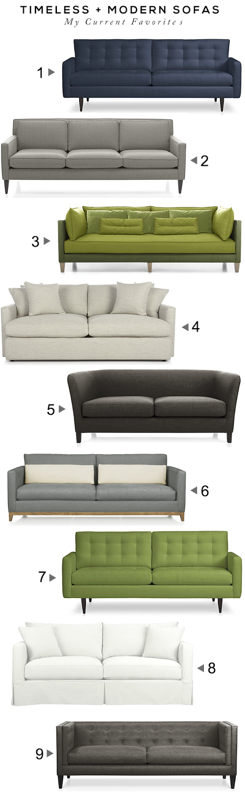 Sensational Modern Timeless Sofas Home And Interior Love Home Decor Ncnpc Chair Design For Home Ncnpcorg