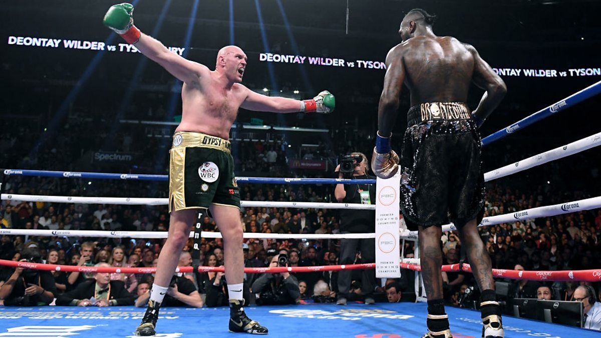 Wilder V Fury One For The Ages All The Reaction And Analysis After Tyson Fury And Allthebelts Com Allthebelts Tyson Fury Tyson Fury Fight Deontay Wilder
