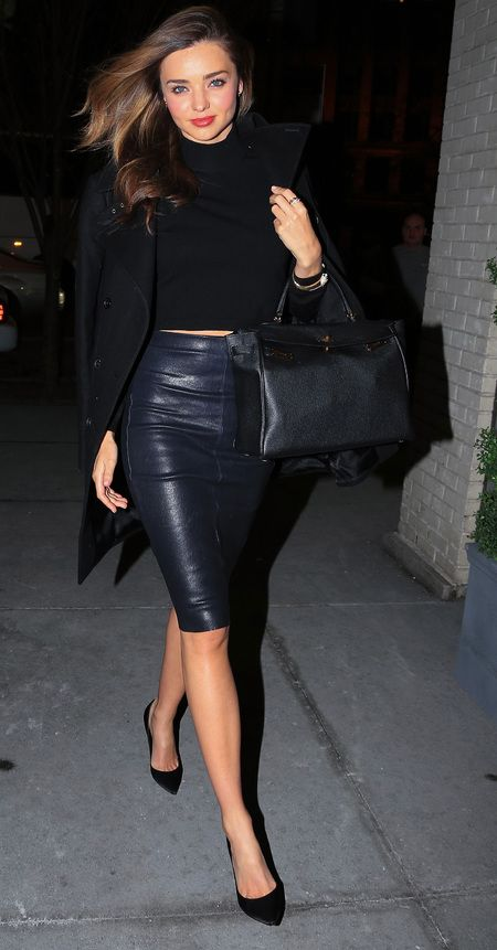 Leather pencil skirt cameron diaz – Modern skirts blog for you
