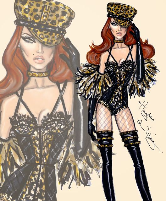 'Feline Fierce' by Hayden Williams