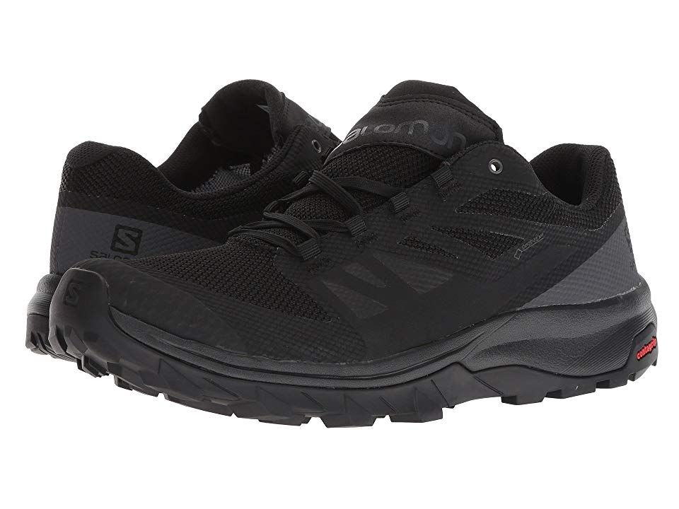 salomon men's outline gore-tex walking shoes trail