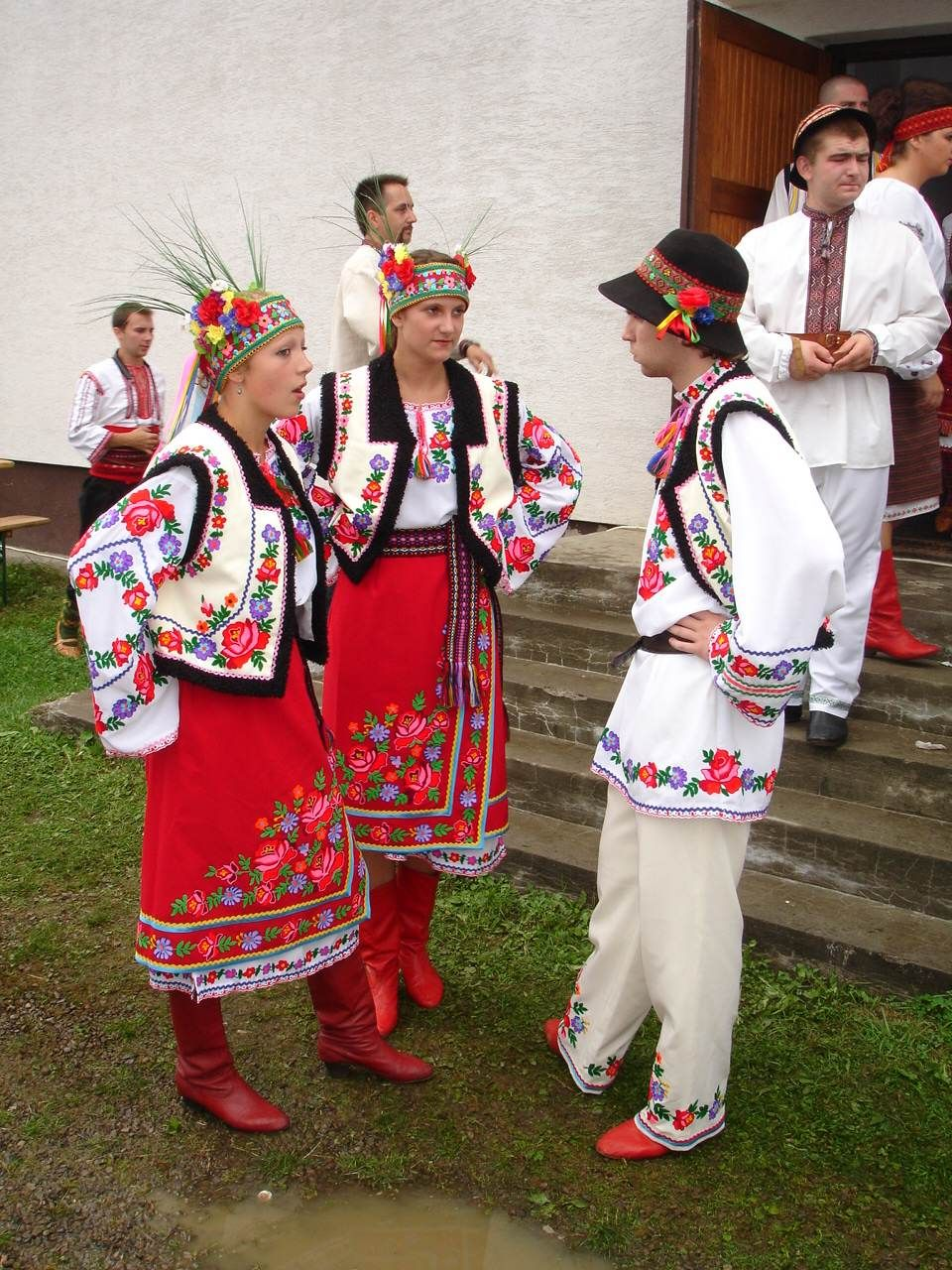 slavic folk costumes page s owianie learning about cultures that have carried the orthodox faith for centuries carpatho russian culture