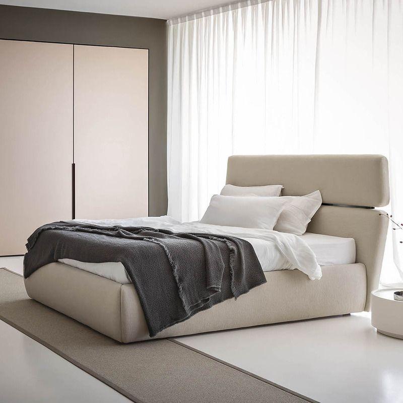 Rialto Bed In 2020 Upholstered Platform Bed Platform Bed Bed Sizes