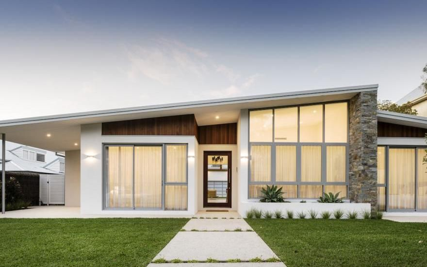 Mid Century Modern Home Styles | Custom Builders Perth | Oswald ...