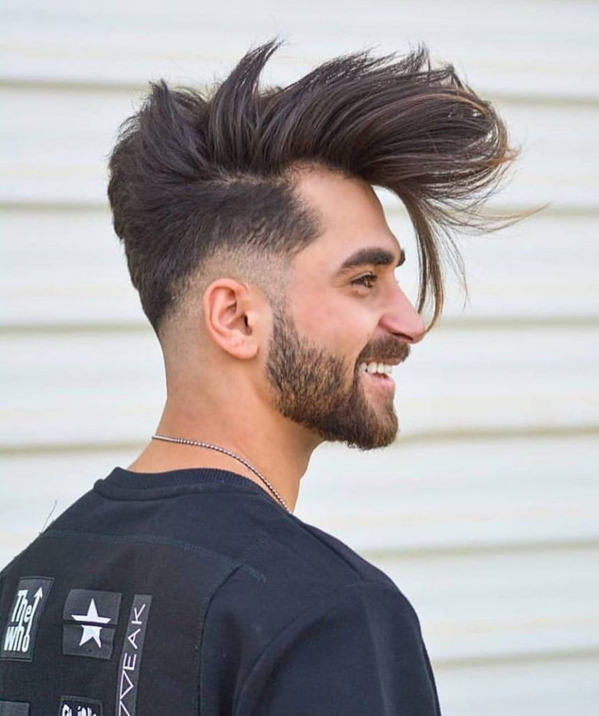 10+ BEST HAIR STYLES FOR MEN YOU MUST TRY - Fashion Looks 10
