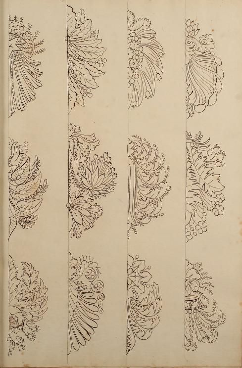 Directoire Designs For Textiles Tons Of Ideas For Designing