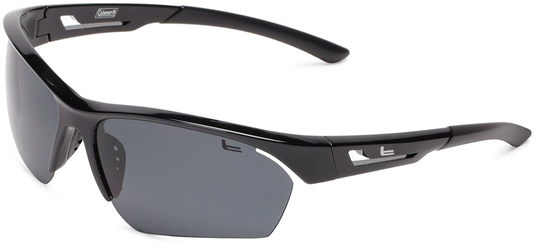 Black//Smoke Coleman Wing Master Polarized Sunglasses