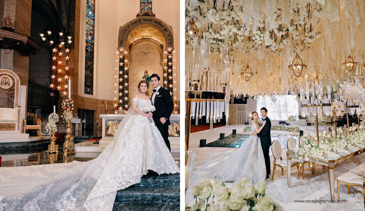 Pinoy Celebrity Weddings in 2019 | Celebrity wedding gowns, Celebrity  weddings, Wedding gowns