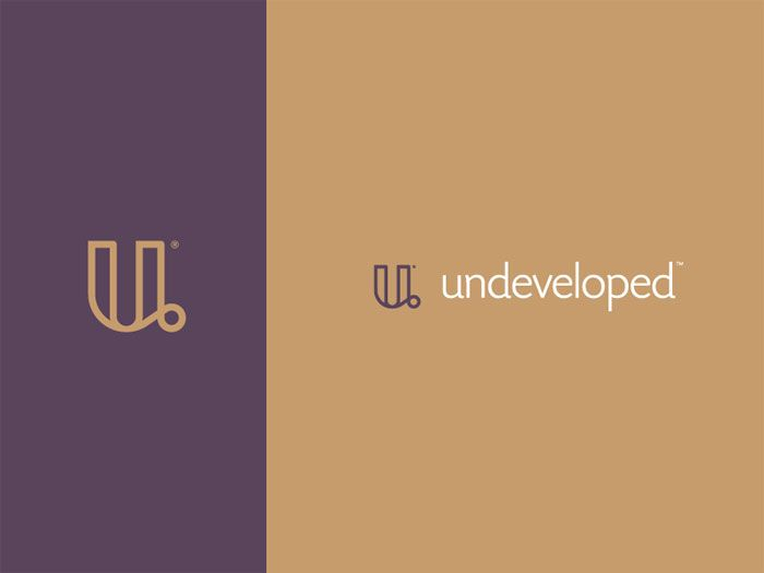 undeveloped_second Cool Logos: Design, Ideas, Inspiration, and ...