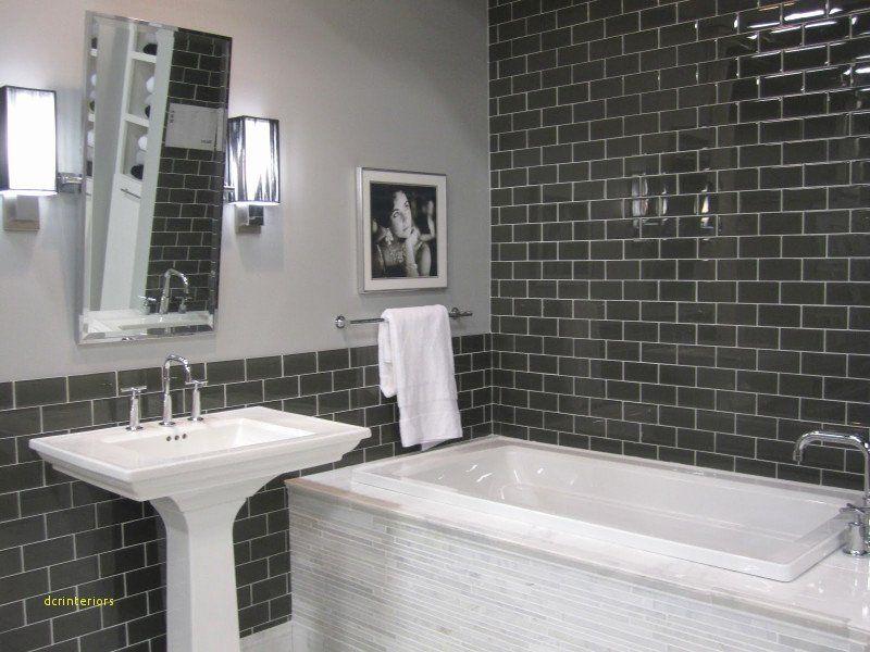 Bathroom Tile For Modern Farmhouse Elegant Modern Farmhouse Wallpaper Small Bathroom Redo White Subway Tile Bathroom White Bathroom Decor Bathroom tile over wallpaper