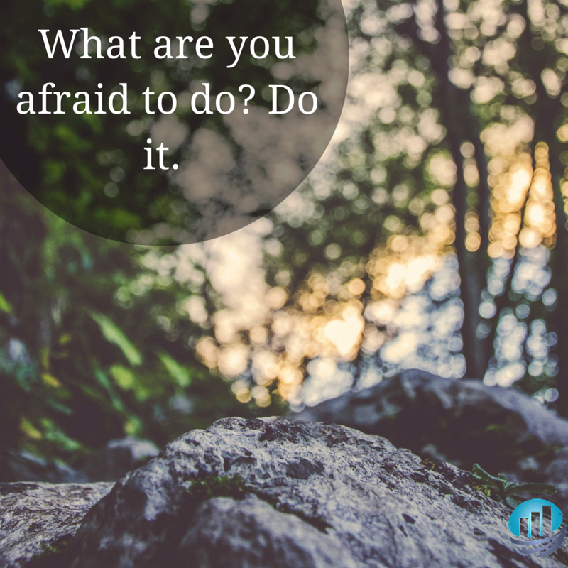 Fear is just an obstacle, smash right through it 🎯  👊  maverickinvestorgroup.com  #Quote #RealEstateInvesting #Motivation