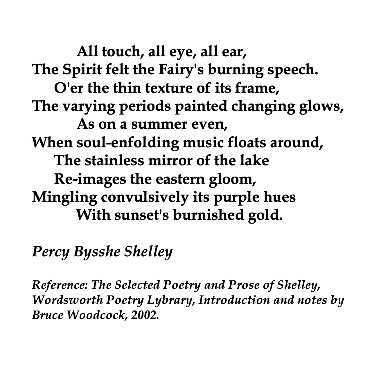 Percy Bysshe Shelley English Poet All About Eye Poem Words Ode To The West Wind