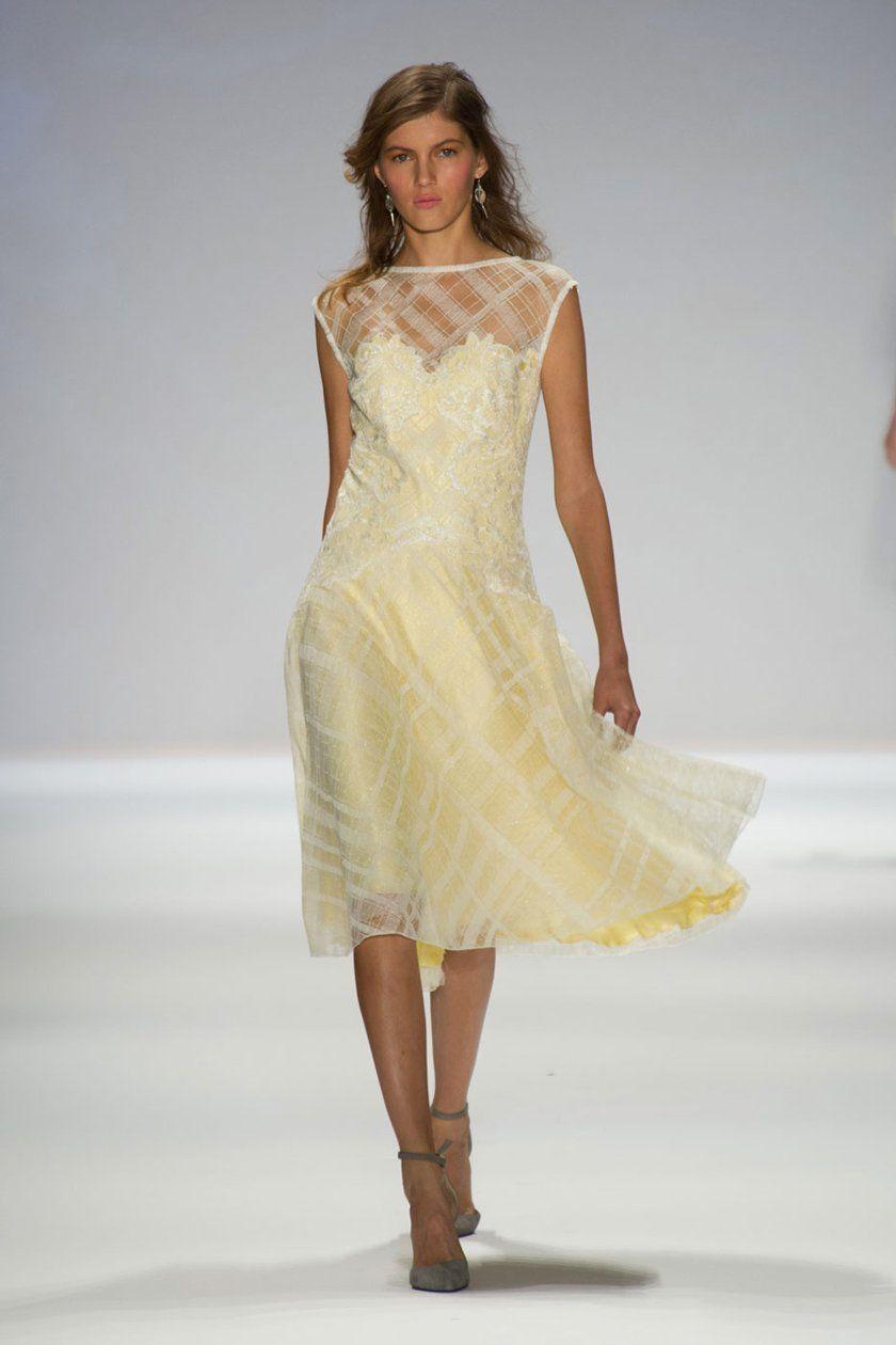 foto Tadashi Shoji SpringSummer 2014 RTW – New York Fashion Week