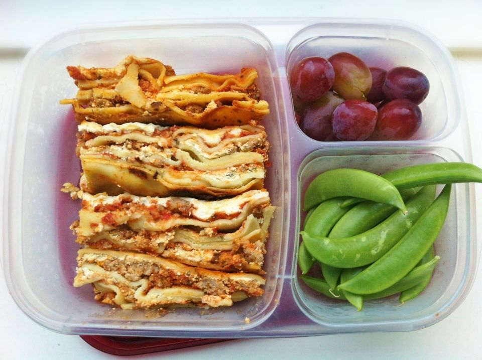 Classic lasagna lunch box meal box lunches to take to work food even more lunch box ideas for work easylunchboxes forumfinder Image collections
