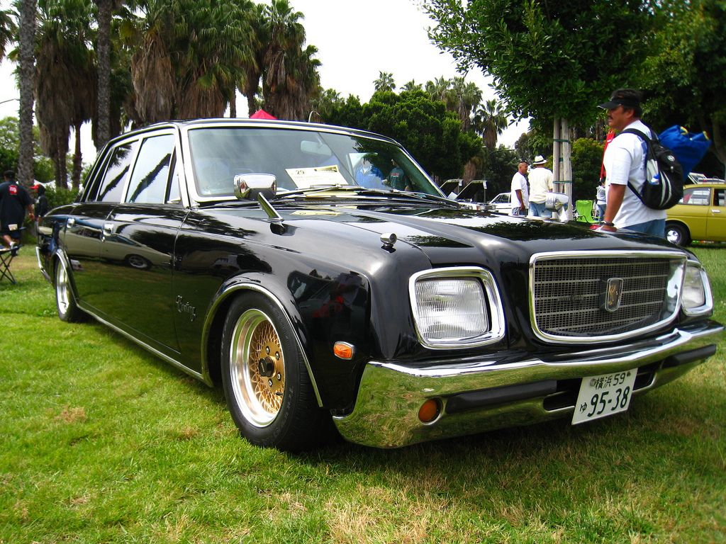 Toyota Century shakotan. | Cool Cars, Motorcycles, Racing, and ...