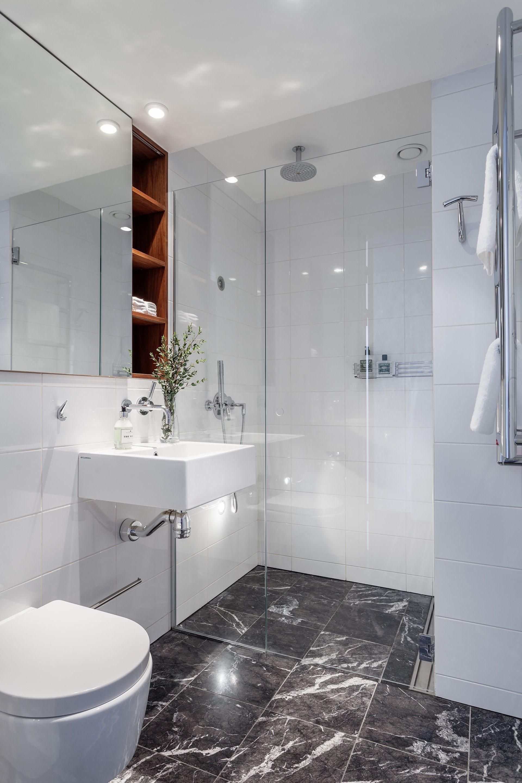 Die besten 25 badezimmer 6 5 m2 ideen auf pinterest for Badezimmer 4 5 m2