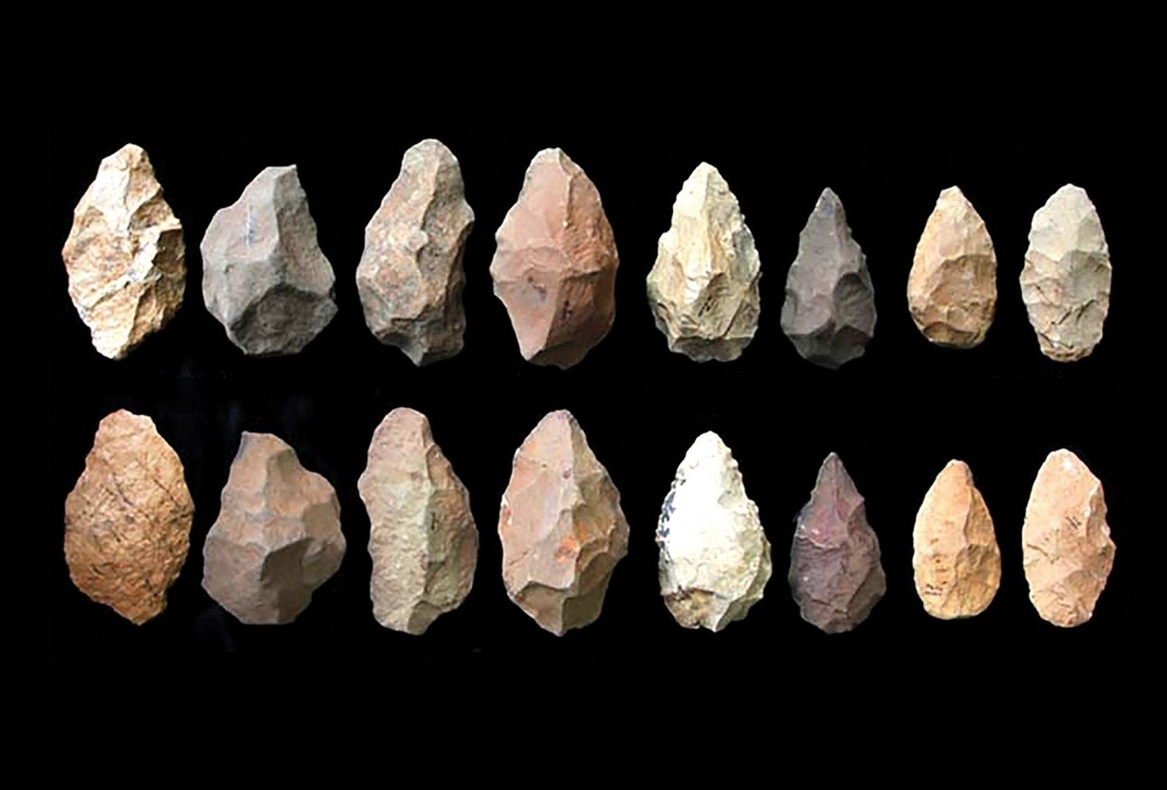 Dating native american stone tools