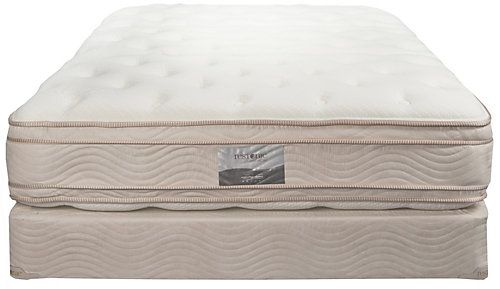 Queen Restonic Comfort Care Brookhaven Pillow Top Double Sided