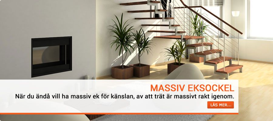 Massiv eksockel
