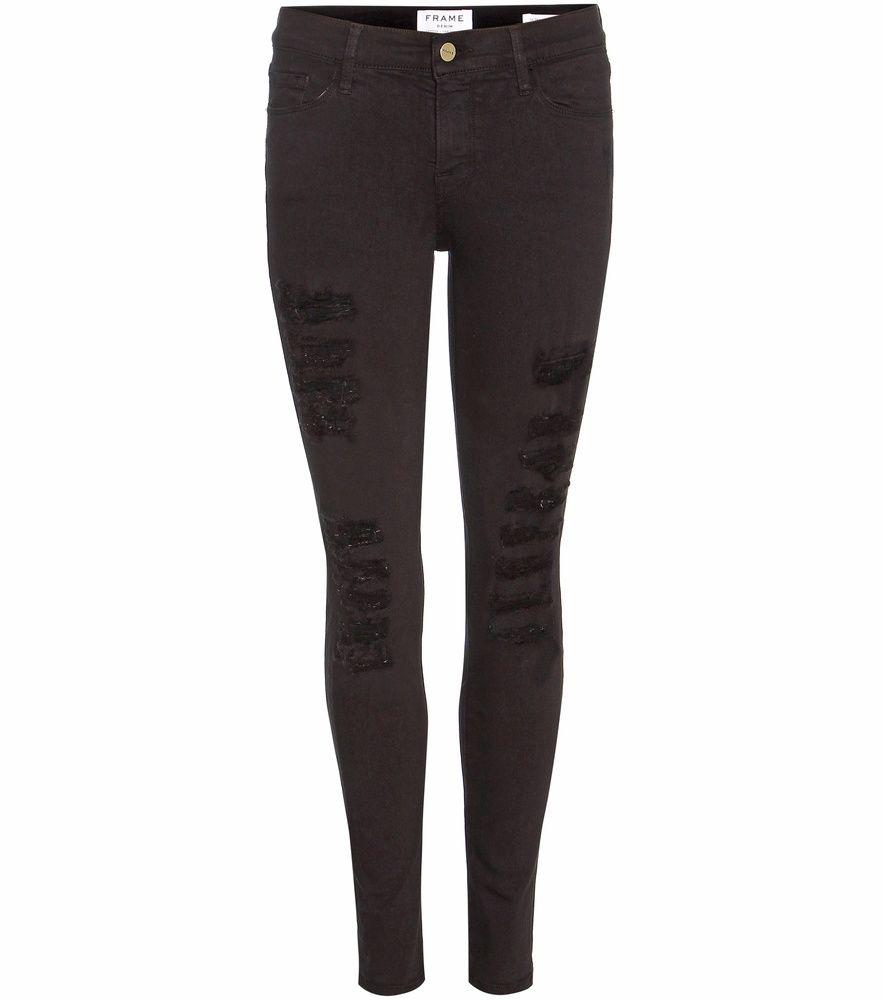 cool Destroyed Jeans Le Skinny De Jeanne http://portal-deluxe.com ...