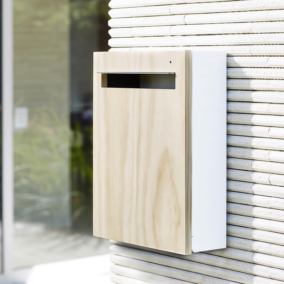 Javi White Wall Mount Letterbox Beautiful Stunning Design Designer Etsy Handmade Amazing Mailbox Me Wall Mounted Mailbox Mounted Mailbox Letter Box
