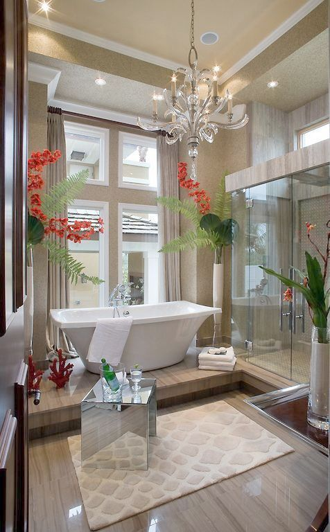 Now That S Neat Elegant Bathrooms Ideas Bathroom Tropical